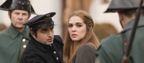 Anticipazioni Il Segreto: Julieta finisce in prigione per colpa di Prudencio