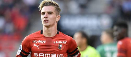 Benjamin Bourigeaud estime que Rennes a bien commencé son match, mais n'a pas été suffisamment réaliste en seconde période