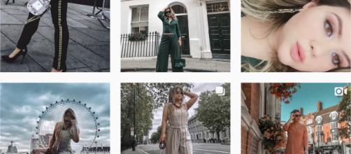 Domenique Heidy partilha a vida através do Instagram [Imagem: captura de ecrã/Domenique Heidi]