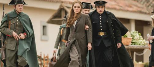 Il Segreto: Julieta arrestata per colpa di Prudencio
