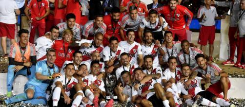 River derrotó a Boca 2-0 y es el campeón del fútbol argentino.