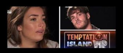 Temptation Island Vip: Nilufar e Giordano sarebbero usciti insieme dopo il falò