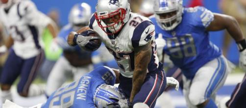 The Lions earned win No. 1 against the Patriots in Week 3. [Image source: USA Today/YouTube]