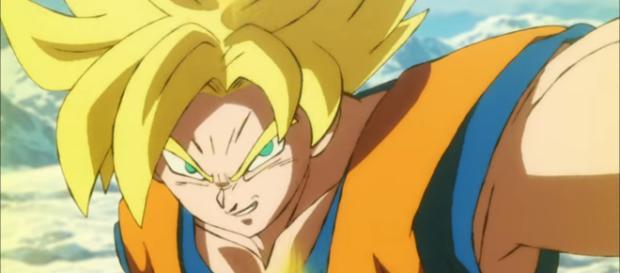 El nuevo diseño de Goku en la película Dragon Ball Super: Broly