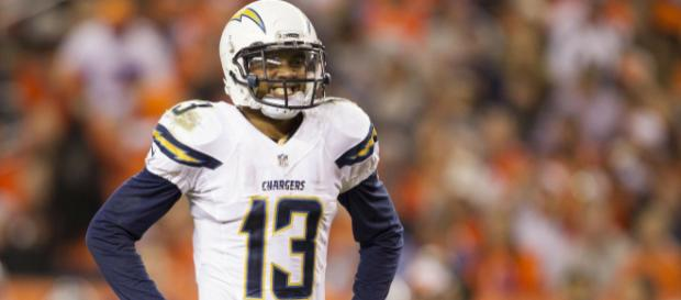Keenan Allen against the Broncos: WikiMedia Commons