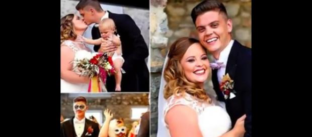 MTV reality star Catelynn Lowell shared sonogram of her baby with fans on Instagram. [Image Source: 24*7 UPDATES - YouTube]