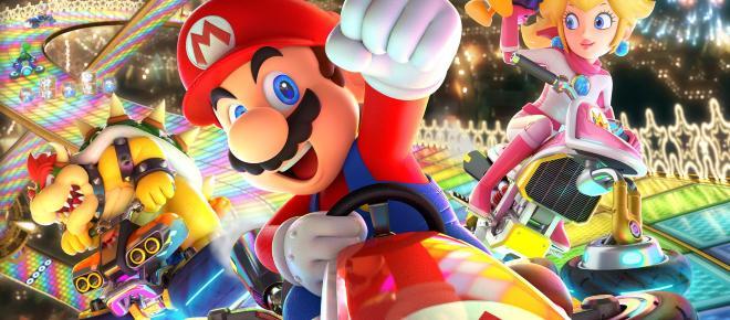 La nouvelle mise à jour sur Mario Kart 8 Deluxe est là avec le chat en ligne