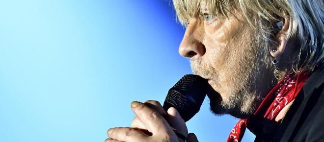 Le chanteur Renaud hospitalisé dans un 'état inquiétant'