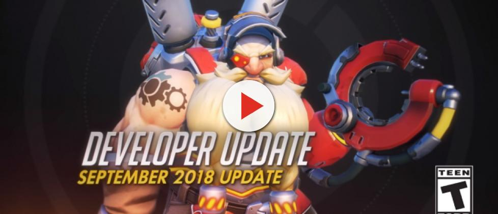 Overwatch Update: Jeff Kaplan announced two new moves for Torbjorn in the game [VIDEO]