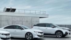 Peugeot 508 e 3008 Plug-in Hybrid: in arrivo nel 2019