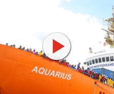 Aquarius, gestita dalle Ong Sos Méditerranée e Medici Senza Frontiere