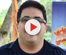 Depois de fazer cirurgia de redução de estômago, André Marques perdeu mais de 77 quilos (Reprodução/TV Globo)
