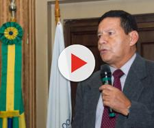 General Mourão é festejado no RS