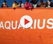 La nave Aquarius respinta dalla Francia (Fonte: La Repubblica - Youtube)