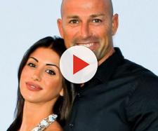 stefano Bettarini con la fidanzata Nicoletta