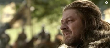 Ned Stark. [Image Source: testchan555 - YouTube]