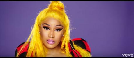 Nicki Minaj [Imagem via YouTube/VEVO]
