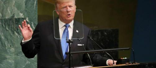 Assemblea ONU. Il discorso di Trump.