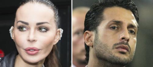Gossip, Nina Moric si tatua Fabrizio Corona e lui commenta: 'Grazie amore mio'.