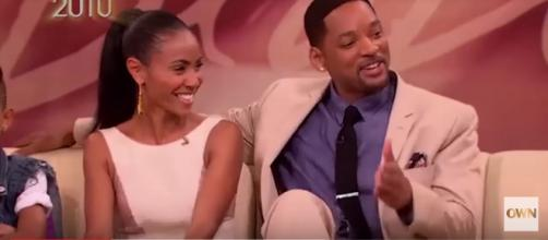 Jada e Will Smith [Imagem via YouTube]