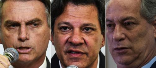 Jair Bolsonaro lidera com 28%, enquanto Haddad avança com 22%, e Ciro, logo atrás, com 11%.