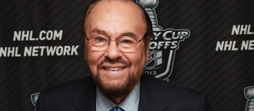 """James Lipton is leaving """"The Actors Studio,"""" after 25 years. [Image Credit] NHL - YouTube"""
