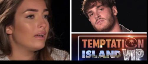 Temptation Island vip 2018, Giordano e Nilufar forse si lasciano