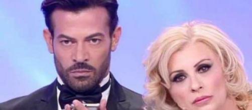 Tina Cipollari e Gianni Sperti, Uomini e Donne