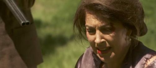 Trame, Il Segreto: Severo ritrova Carmelito, fucilazione per Donna Francisca