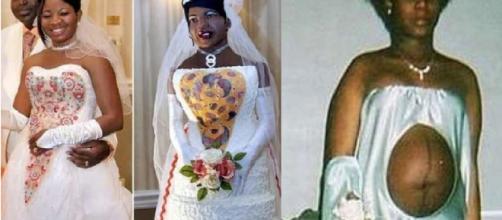 Vestidos de noiva. (Foto/Reprodução via Google).