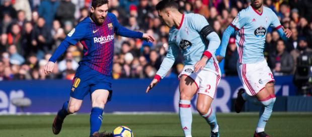 FC Barcelona logró un empate con Girona.