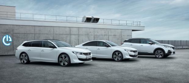 Le Peugeot 508 e 3008 ibride arriveranno nel 2019