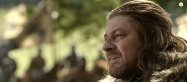 Ned Stark. [Image Source: testchan555 - YouTube]