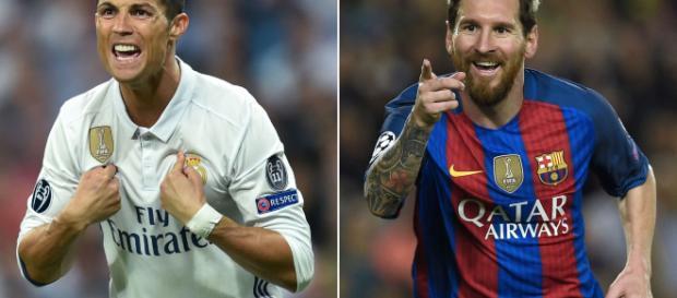 Números y estadísticas de Messi vs. Cristiano Ronaldo: ¿quién es ... - goal.com