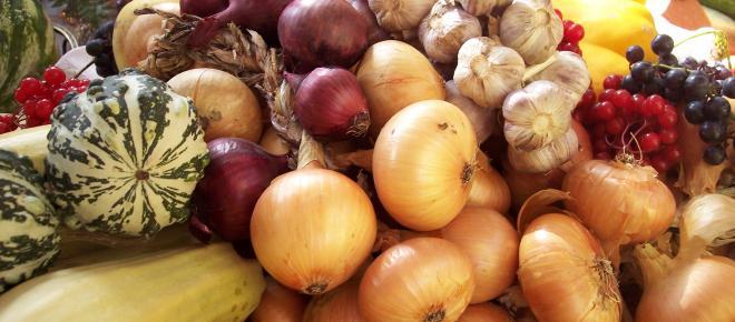 Frutta e verdura di stagione: un ottobre all'insegna di kiwi, zucca e castagne