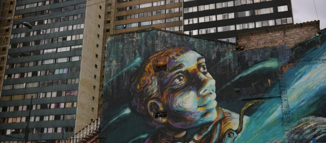 Graffiti tours: El boom turístico en Bogotá