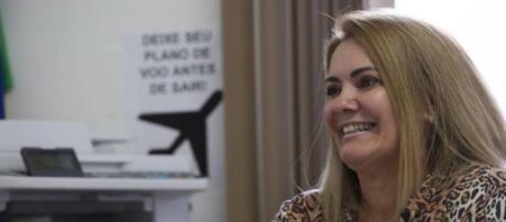 Ex-mulher de Bolsonaro, Ana Cristina Valle em destaque