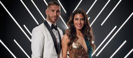 Sergio Ramos y Pilar Rubio (FIFA/FIFA)