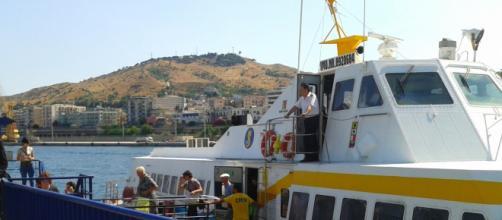 Aliscafi Reggio - Messina, le cose da sapere