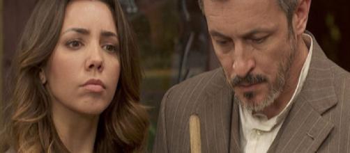 Anticipazioni Il Segreto: Emilia e Alfonso a un passo dalla fucilazione.