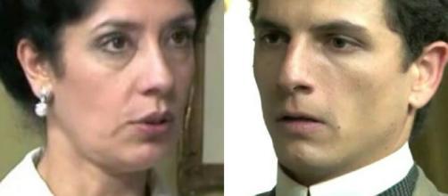 Anticipazioni Una Vita: la madre di Leonor accusa Antonito di averla derubata