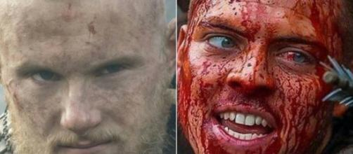 Bjorn e seu irmão Ivar em Vikings