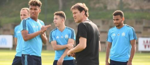 Boubacar Kamara et Maxime Lopez sont deux pépites du centre de formation, mais ne devraient pas rester au club pour toujours