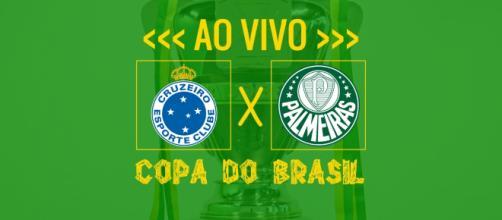 Copa do Brasil: Cruzeiro x Palmeiras ao vivo