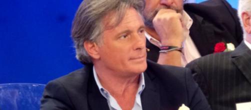 Giorgio Manetti vorrebbe organizzare le nozze di Tina Cipollari