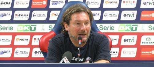 Giovanni Stroppa, allenatore del Crotone