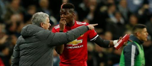 José Mourinho pourrait se débarrasser de Pogba pour 223 millions d'euros