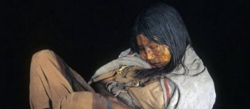 La Doncella, uma múmia bem conservada