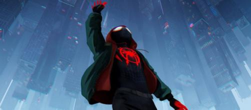 Miles Morales em Into The Spider-Verse