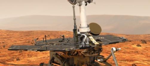 Nasa consegue localizar o robô Opportunity após três meses sem contato